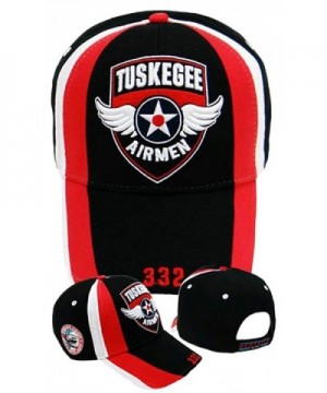 TUSKEGEE AIRMEN TAILS 332ND HISTORY