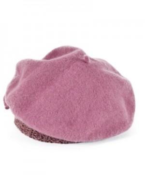 Stylish Wool Beret Knit Hy022