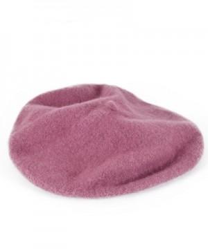 Stylish Wool Beret Knit Hy022 in Women's Berets