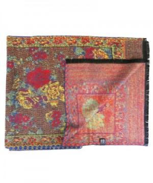 Topaz Sun Tapestry Print Cashmere in Cold Weather Scarves & Wraps