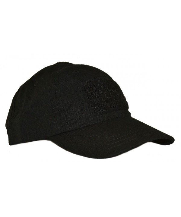 USA Made Tactical Operator Hat One Size Black - CT11KSUVPTJ
