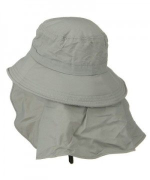 Talson Removable Flap Bucket Hat