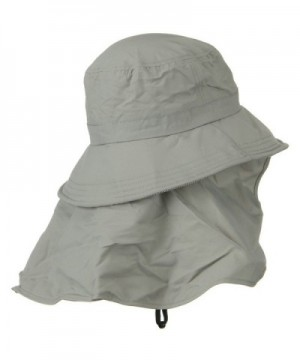 Talson Removable Flap Bucket Hat in Men's Sun Hats