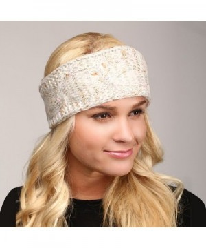 Me Plus Womens Knitted Headband