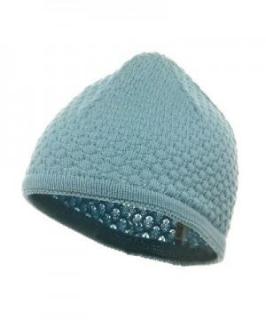 Hand Crocheted Beanie (03) - Sky - CG11178PIPX