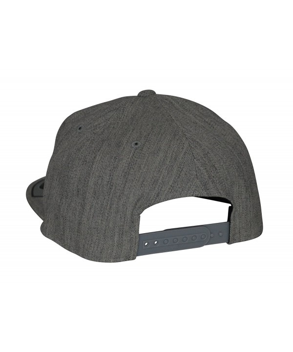 Flexfit Fitted Classic Shape Cap (110F)- HEATHER-OS - C111FC0CJYF