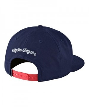 Troy Lee Designs Snapback Hat Navy
