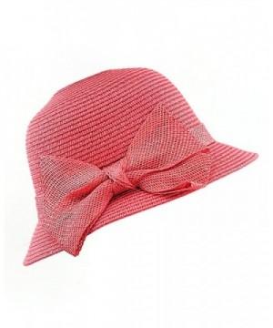 NYFASHION101 Spring Summer Cloche Bucket in Women's Bucket Hats