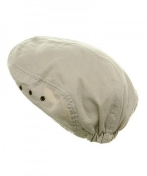 Washed Canvas Ivy Cap W11S64C