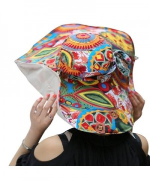 Folding Brimmed Protective Fashion Reversible