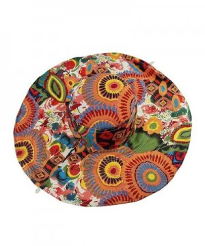 Folding Brimmed Protective Fashion Reversible in Women's Sun Hats