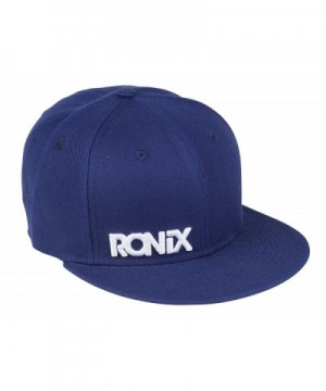 Ronix Bronx Bombers Fitted Hat (2015)-7 3/8 - Midnight Blue - C311P64YZAR