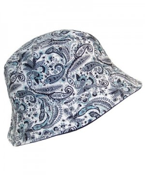 Tropic Hats Paisley Design Floppy