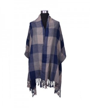 HDE Womens Blanket Oversized Flannel in Fashion Scarves