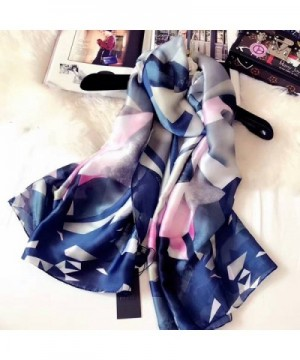 K ELewon Fashion Scarves Lightweight Sunscreen in Fashion Scarves