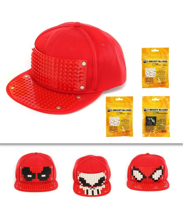 Bricky Blocks Superhero Snapback Kit by elope - CH184XM9EDC
