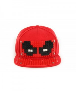Bricky Blocks Superhero Snapback elope in Women's Baseball Caps