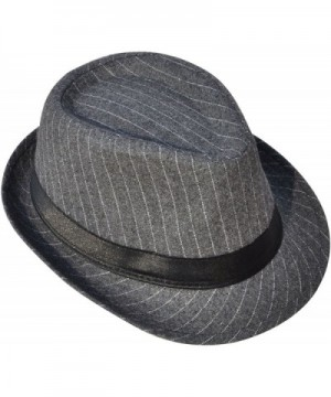 Simplicity Unisex Structured Gangster 3074_Grey
