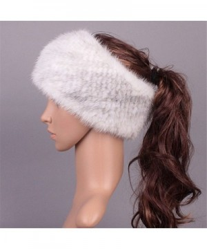Roniky Genuine Knitted Headband Earwarmer in Women's Cold Weather Headbands