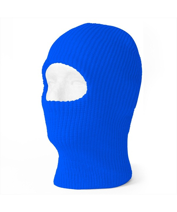 TopHeadwear One 1 Hole Ski Mask - Royal - CM11BNPOVRL