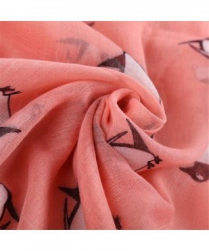 Collar Infinity Penguin Pattern Warmers in Fashion Scarves