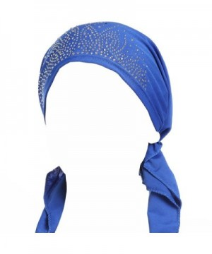 Beanie Turban Scarves Pretied Covering in Fashion Scarves