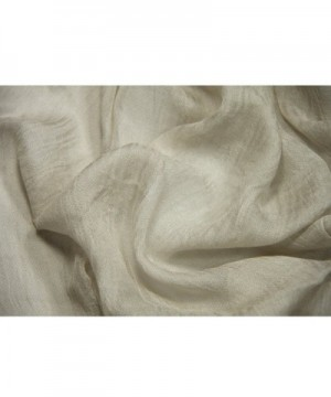 Modal Fabric Soild Color whitesmoke in Fashion Scarves