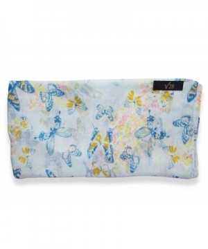 Ladies Colorful Printed Butterflies Scarf in Fashion Scarves