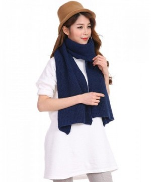 Anboor Luxurious Knitted Navy Blue