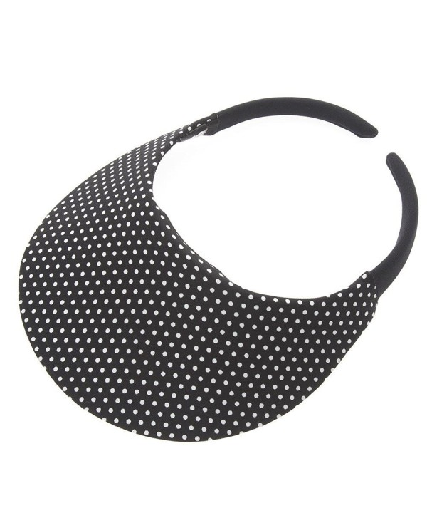 Dot Black Visor - CF12E3BE32T