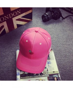 OutTop Embroidery Cotton Baseball Snapback