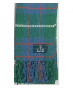 Lambswool Scottish Macintyre Hunting Ancient in Cold Weather Scarves & Wraps