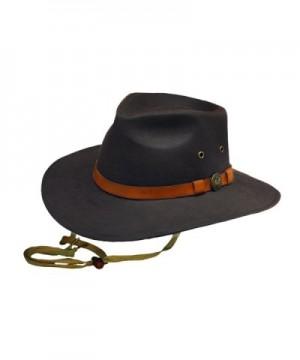 Outback Trading Kodiak Hat - Brown - CN1156IYRLB