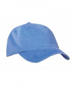 Port Authority LPWU Ladies Garment Washed Cap - Faded Blue - OSFA - CN114XKJW2H