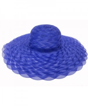Great Hat Society Braided Purple in Women's Sun Hats