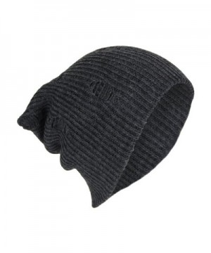 Distressed Slouch Beanie Hipster Oversized