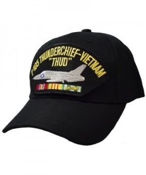"""F-105 Thunderchief """"Thud"""" Vietnam War Cap - C812835HDK5"""