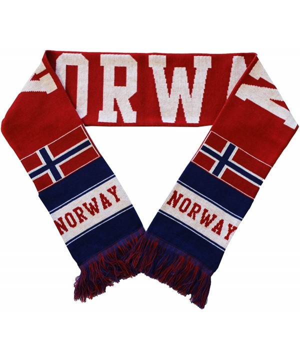 Norway - Country Knit Scarf - CW11L9H8OLH
