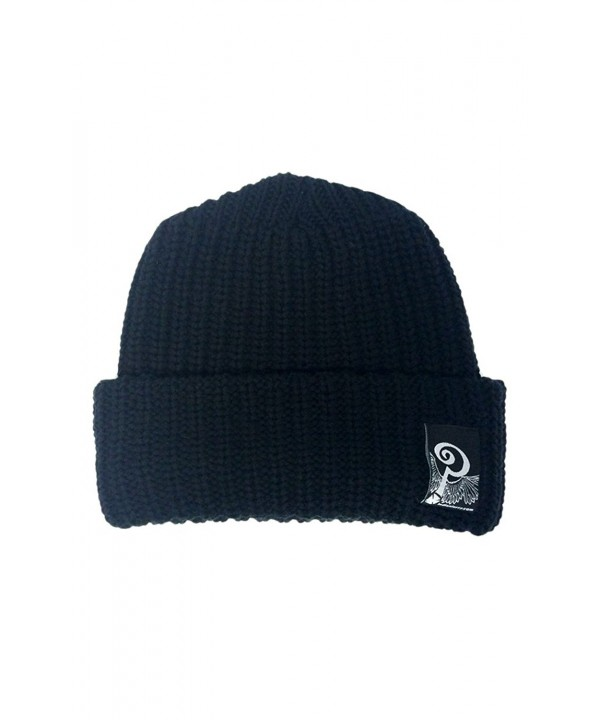 All Year Long Knit - Black/White Logo - C617XSR5RW7