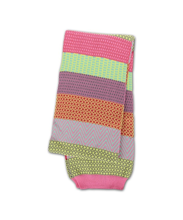 World's Softest Women's Weekend Collection Gallery Striped Scarf - Charleston - CY184XKINX8