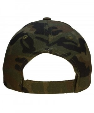 Afghanistan Veteran Service Ribbon Camo in Women's Baseball Caps
