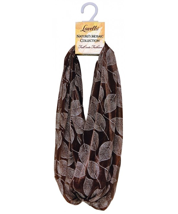 Lavello Nature's Mosaic Collection Infinity Scarves - 4 - CK12GSD8GWD