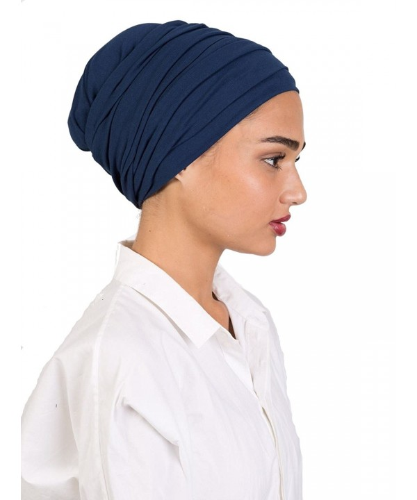 Kaly Easy Stretch Headscarf REFA NALI - Navy - CH18620U54S