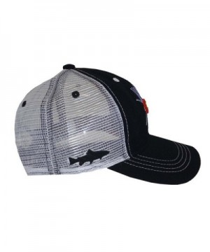 Aksels Colorado Fishing Curved Black in Men's Baseball Caps