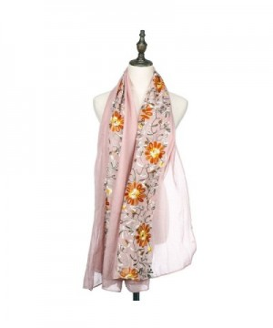 RiscaWin Lightweight Exquisite Embroidered Rosebloom
