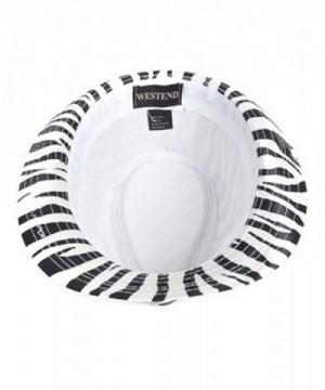Exotic Animal Pattern Fedora Hat in Men's Fedoras