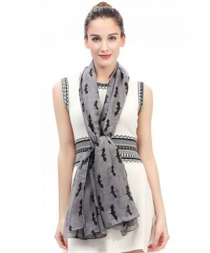 Lina Lily Halloween Oversized Lightweight in Fashion Scarves
