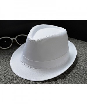 Freedi Fedora Classical Costume Headwear in Men's Fedoras