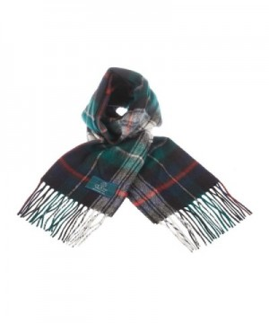 Clans Scotland Scottish Tartan Mackenzie in Cold Weather Scarves & Wraps