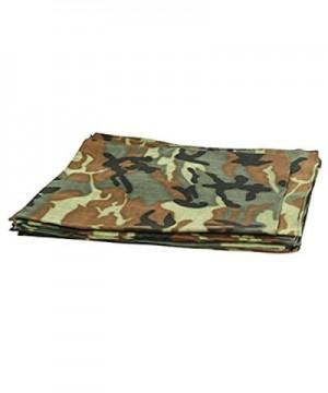 Paisley One Dozen Cowboy Bandanas - Camouflage - C0182AT5NLO